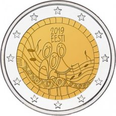 Estand, 2 Euro 2019, Song Festival, FDC