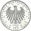 Germany, 10 Euro Silver 2014 Richard Strauss, UNC-